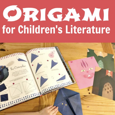 Kids Origami Sets for Children's Literature {Giveaway!}