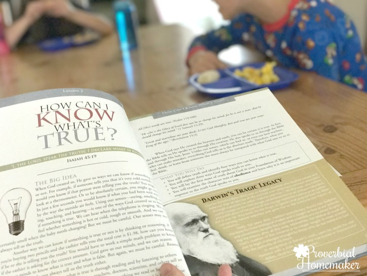 Want to know how you can teach kids biblical worldview? Here are 6 ways and a favorite tool of ours to help!