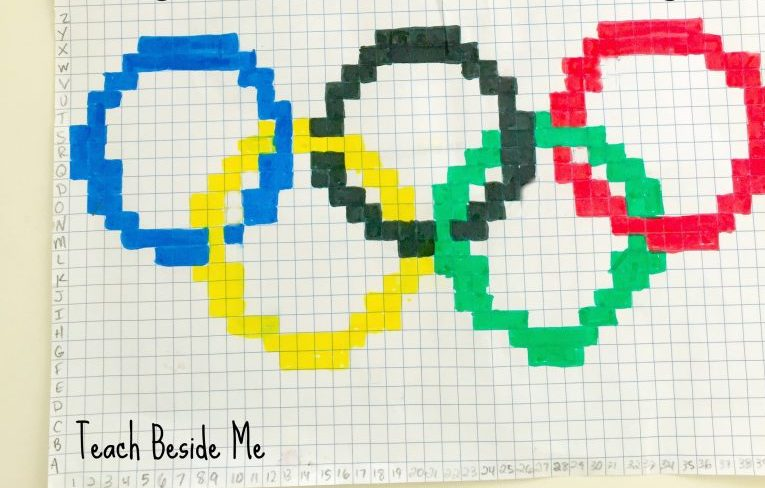 Olympic Game Graph