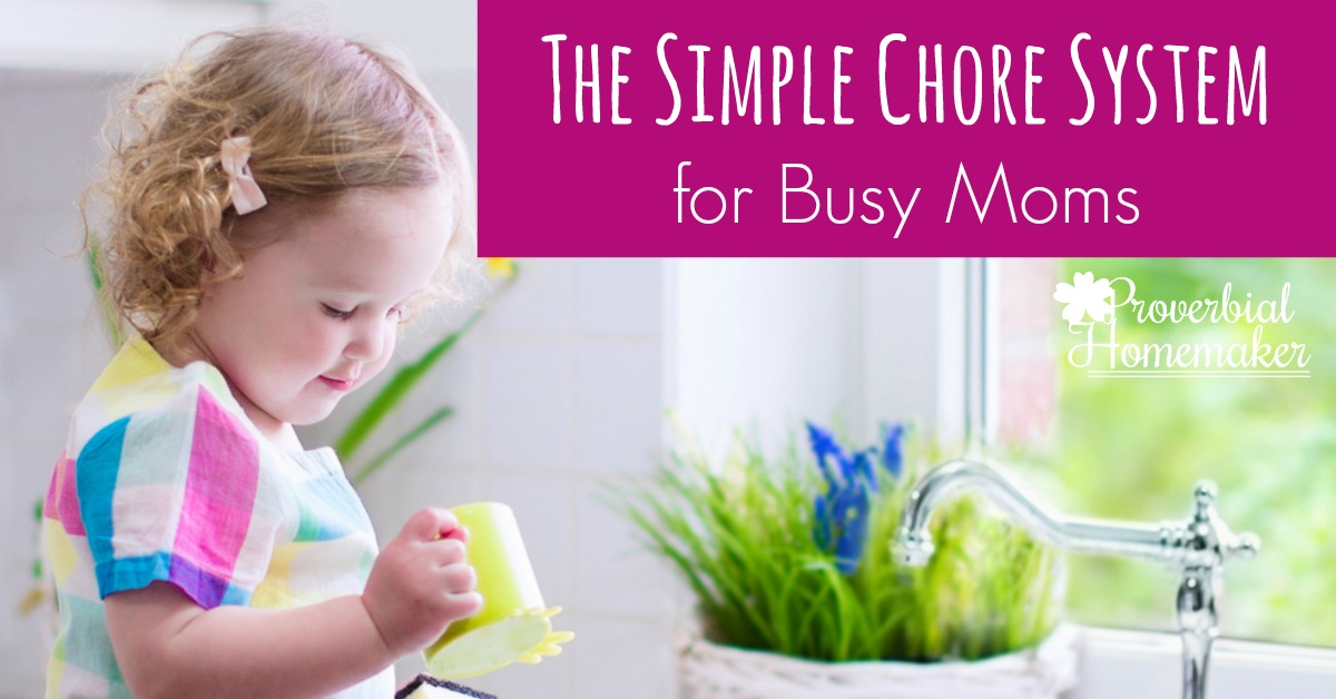 Want to teach your kids how to do chores around the house! This mini course with videos and printables will help you set up a simple system and help you do just that! No charts required.