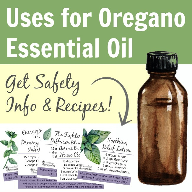 15 Best Uses for Oregano Essential Oil