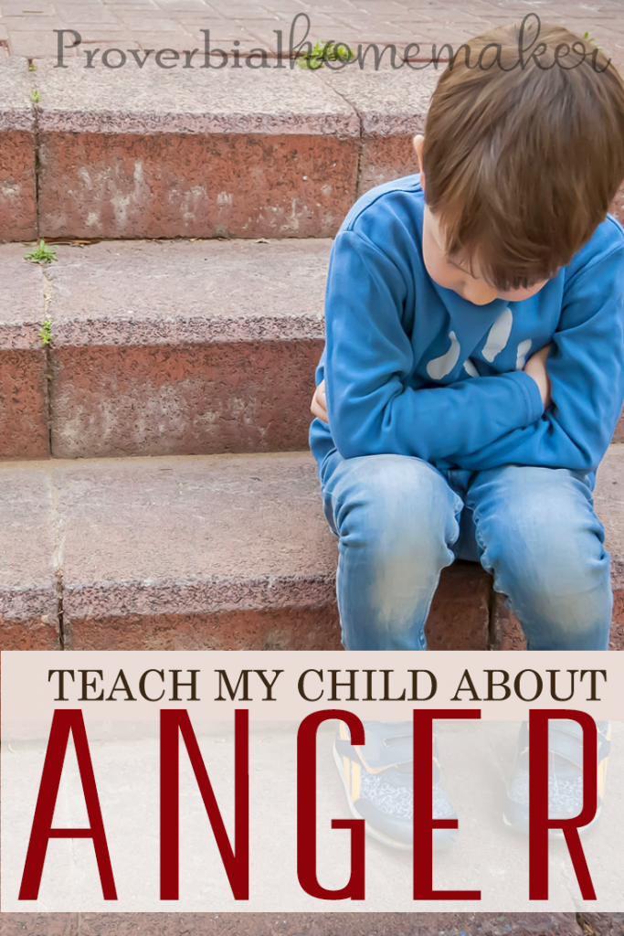 How can I teach my child about anger is a big parental hurdle. Here are a few helpful tips.