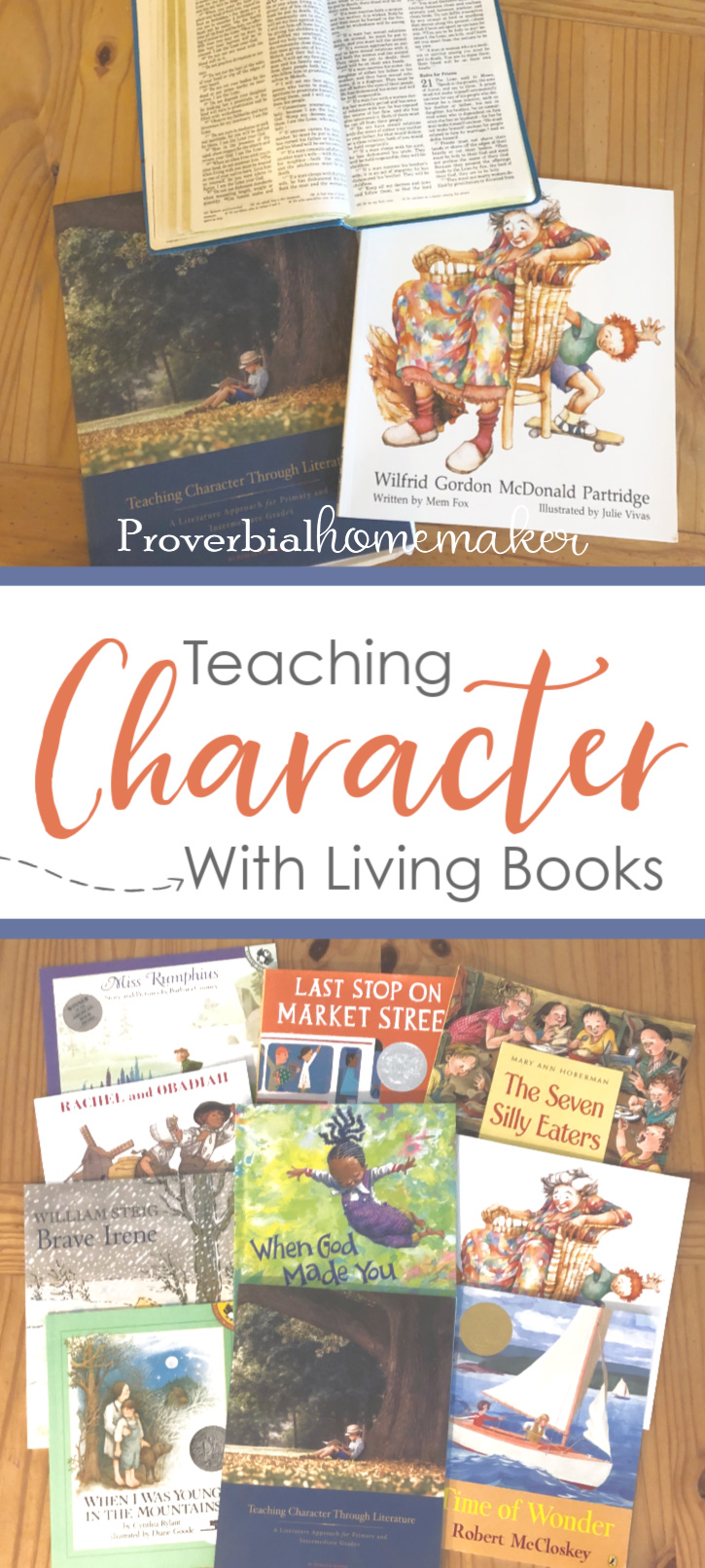 Teach your kids about godly character traits using this fantastic curriculum from Beautiful Feet Books! You'll be teaching character with living books!