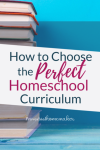 Trying to find THE perfect homeschool curriculum for your family? You don't want to miss these tips! They come with a generous dose of freedom, too!
