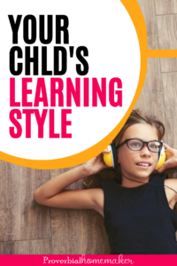 Wondering what your child's learning style is? Find out about different learning styles and teaching tips to help with each one.