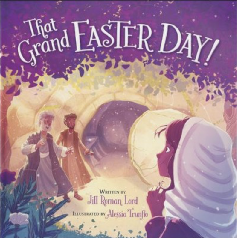 That Grand Easter Day - from a great list of Easter books for kids