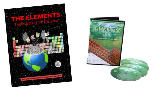 8th grade homeschool curriculum for chemistry
