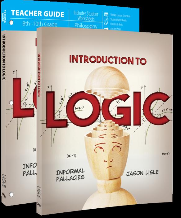 8th grade homeschool curriculum for logic