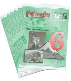 6th grade homeschool math curriculum
