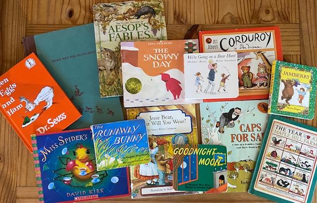 preschool homeschool curriculum book list
