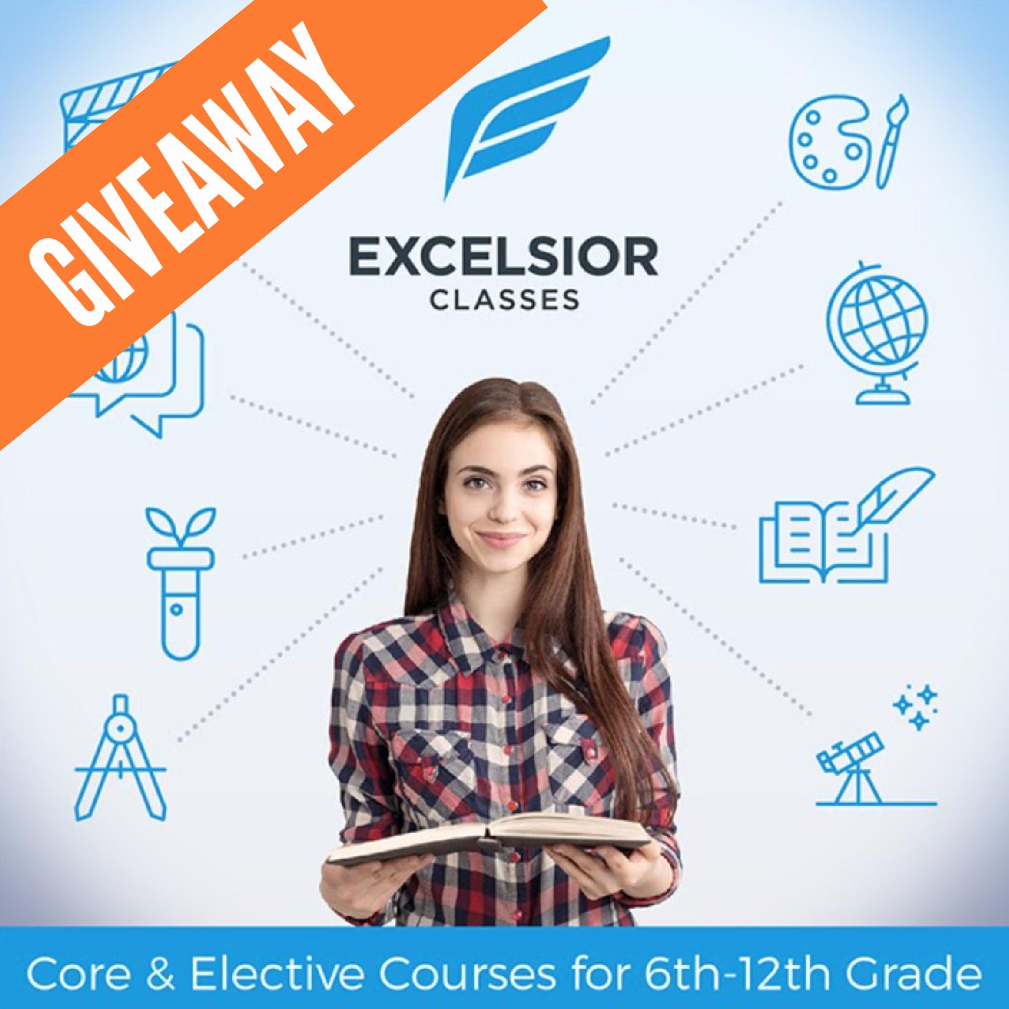 Excelsior giveaway
